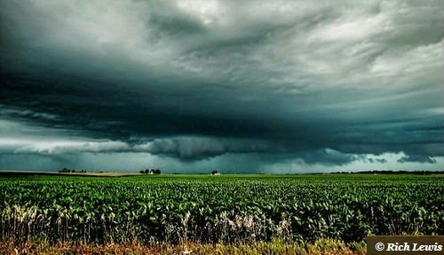 Tornado Warned Supercell