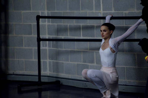 Black Swan belongs in that category – relentless storytelling, Academy-grade