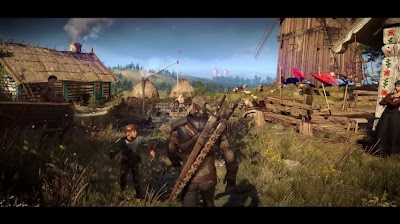 New In-Game Footage For The Witcher 3: Wild Hunt - weknowgamers