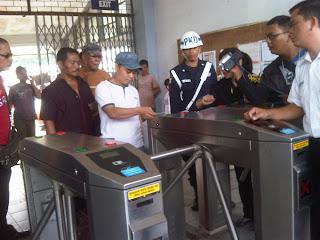 Cara Menggunakan Tiket Elektronik KRL Jabodetabek