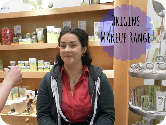 A picture of Origins Makeup