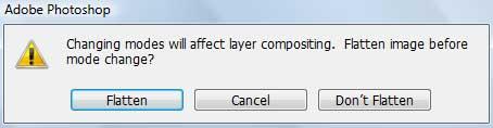 flattern layers