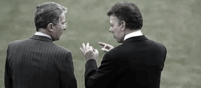 Uribe y Santos | Copolitica