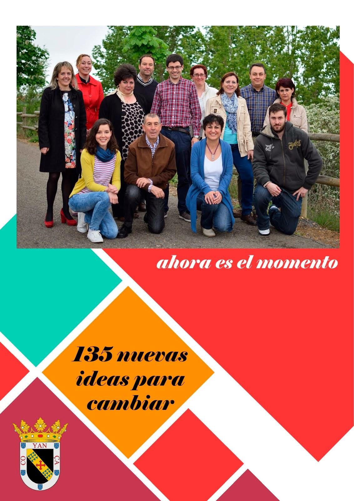Programa electoral municipales 2015