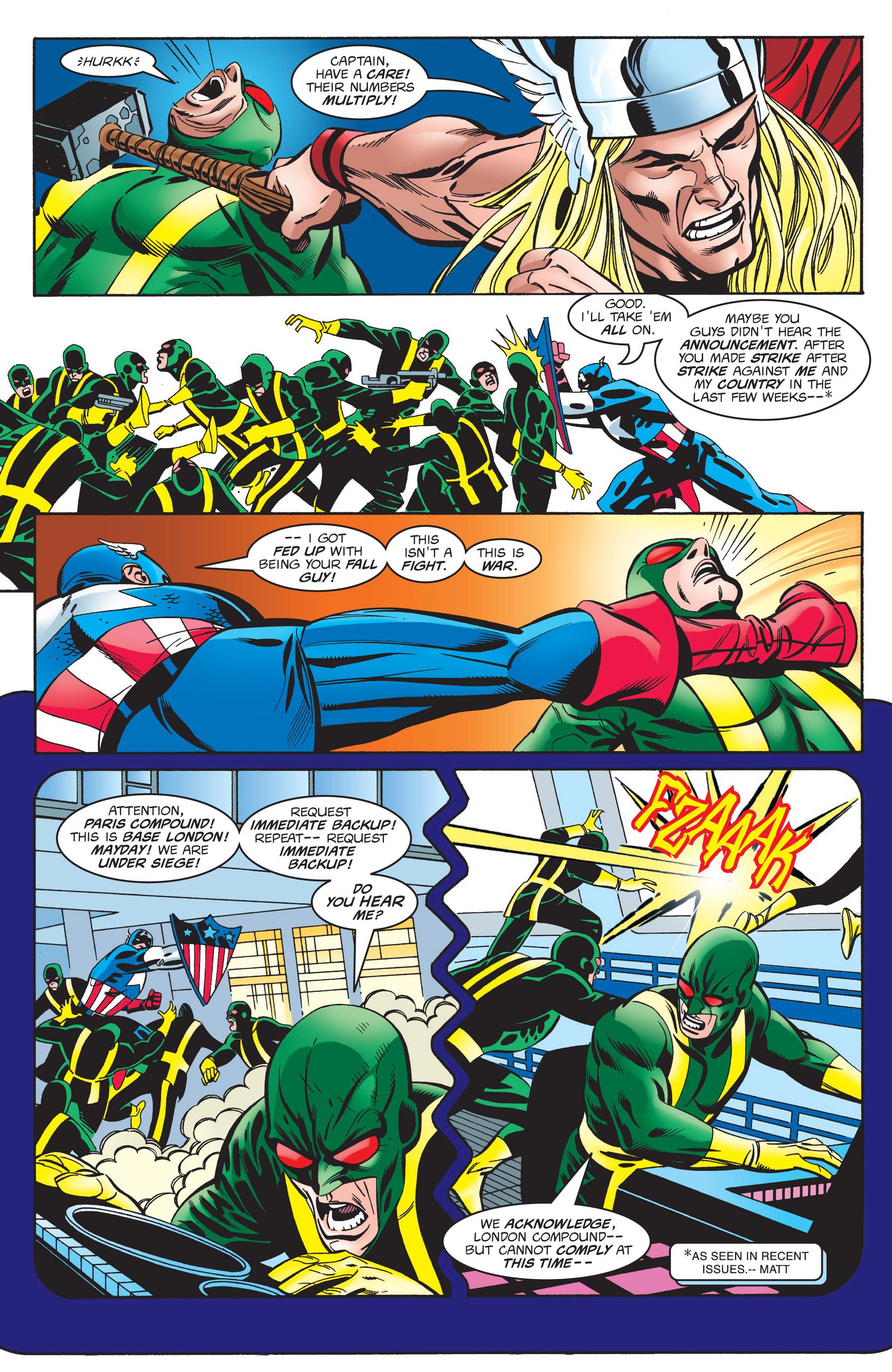 Captain America (1998) Issue #5 #8 - English 4