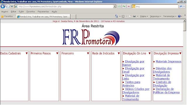 pagina frpromotora