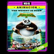 Kung Fu Panda 3 (2016) WEB-DL 720p Audio Ingles 2.0 Subtitulada