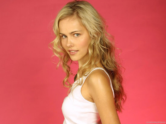 Isabel Lucas HD Wallpaper