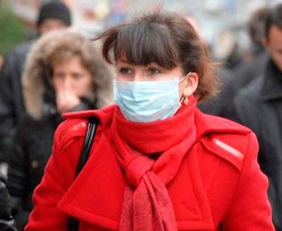 В Подмосковье пришёл свиной грипп