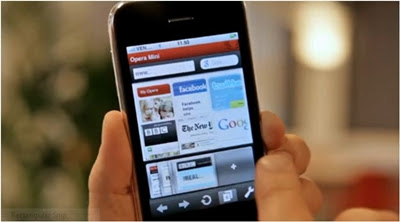 Download Opera Mini/mobile tercepat terbaru versi 6.1 untuk semua(java,android,windows mobil,symbian,blackberry)best top new opera mini