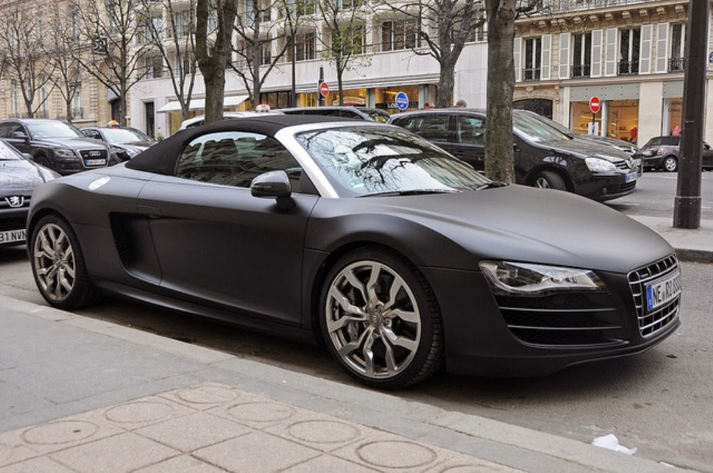 2014 Audi R8 Spyder Black Pictures - Intersting Things of ...