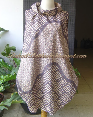 sackdress batik