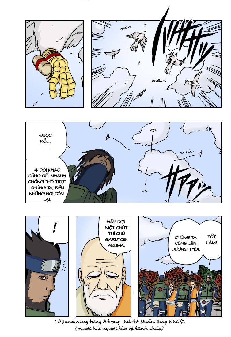 Naruto chap 320.Color Trang 5 - Mangak.info