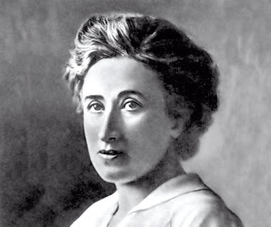 Rosa Luxemburgo, desde aquí para el mundo