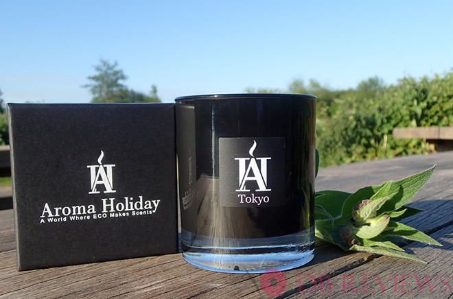 New Luxury Candle Collection from Aroma Holiday