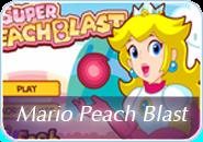 Mario Peach Blast