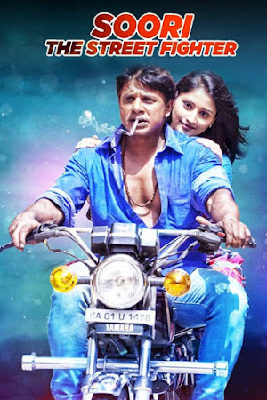 Poster Of Soori The Street Fighter Full Movie in Hindi HD Free download Watch Online 720P HD