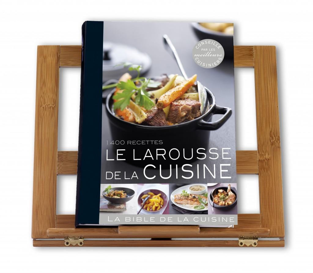 gagnez des livres larousse cuisine chaque semaine