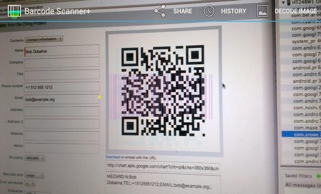 Barcode Scanner+ (Plus) Apk free download