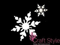 http://craftstyle.pl/pl/p/Tekturka-wycinanka-SNIEZYNKA-1-6szt/11906