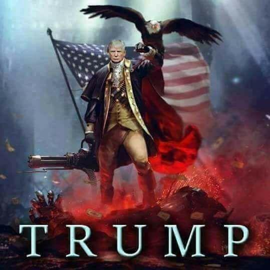 Trump continua a cilindrar o ISIS (para grande frustração de alguns)