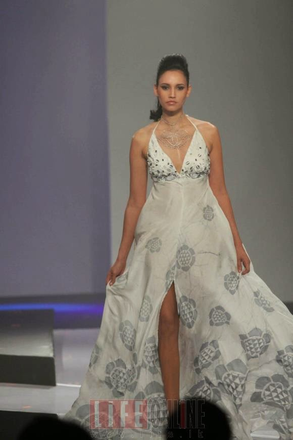 Opening night of the HSBC Colombo Fashion Week 2013