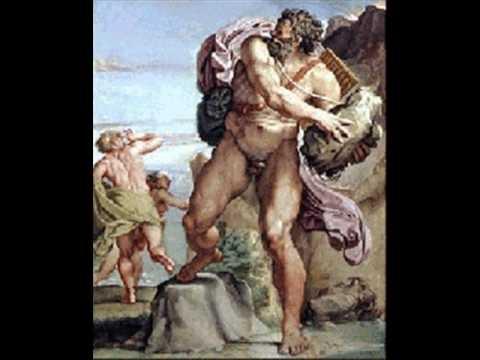 Gigantes en la Biblia
