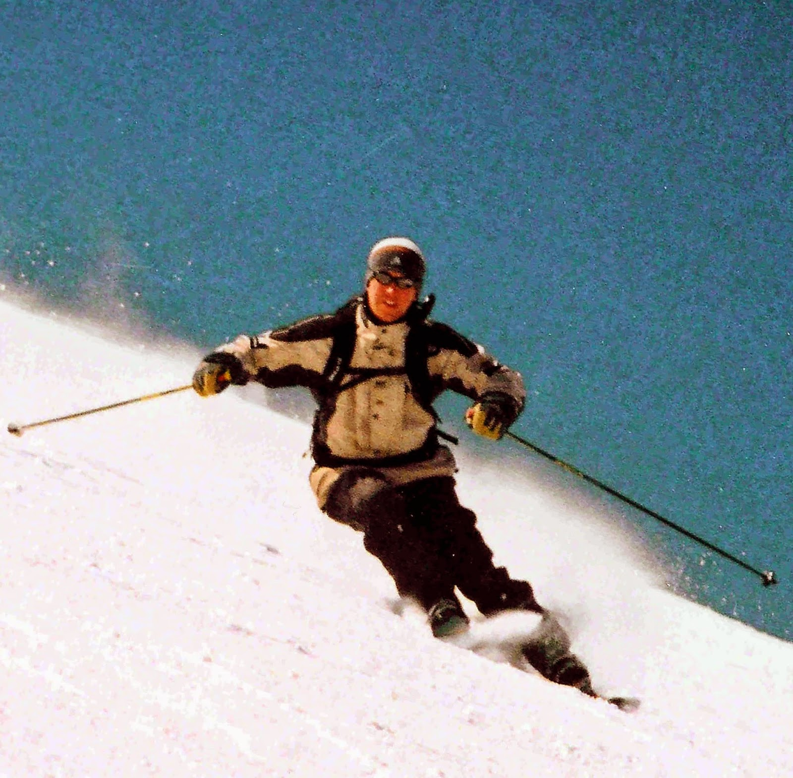 Snow skiing is just a short drive from Florida
