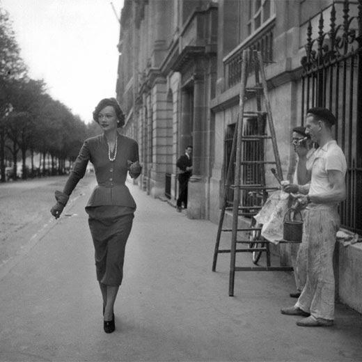 Piropos para una mujer bien vestida
