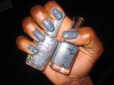 Manicure Mondays – Holiday Sparkle