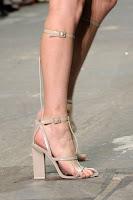 Екстравагантни обувки на висок ток с много каишки на Alexander Wang
