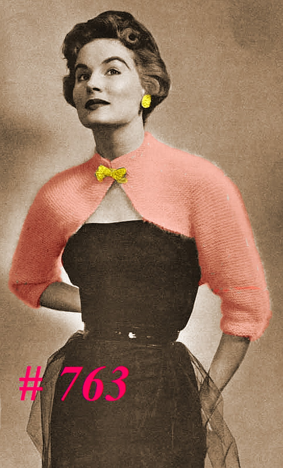 Miss Julia\'s Patterns: Favorite Boleros & Shrugs to Knit - Crochet ...