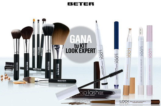 SORTEO LOOK EXPERT MAKE UP EN BEAUTYVICTIM. Hasta el 3 de Marzo