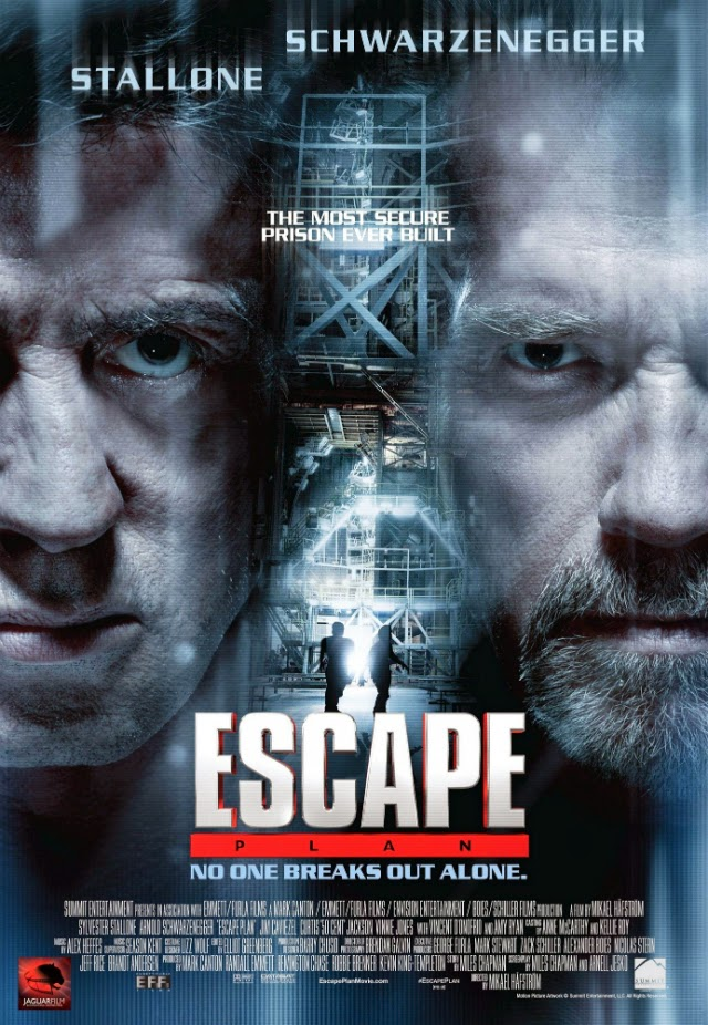 La película Escape Plan ( Plan de escape )
