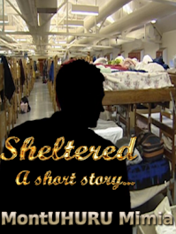 Read my short story 'Sheltered'--Click on the image below!