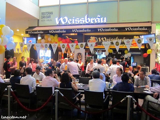 Weissbrau German Bar
