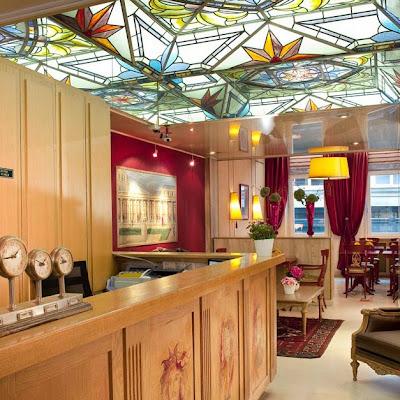 @Hotel Montpensier Parigi