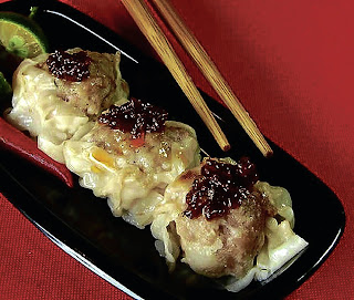 Steamed Pork Siomai Recipe | Healthy Pork Recipe