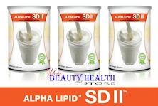 Alpha Lipid SD II Formula Penurunan Berat Badan Yang Pantas