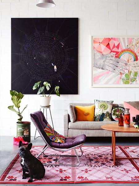 Malarstwo w mieszkaniu