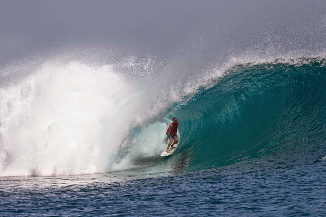 Freedom fighter finds liberty in epic indonesian surf session By Kepa Acero