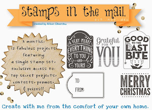 Stamps in the Mail