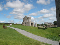 Trim Castle in Co. Meath