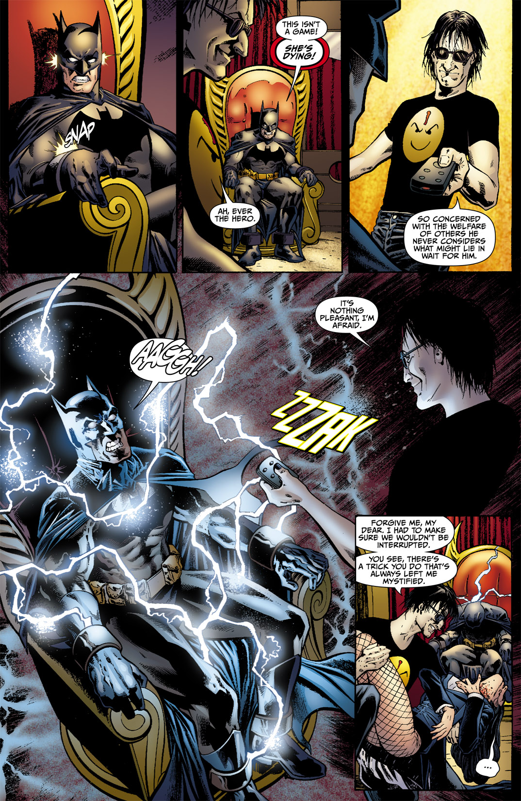 Detective Comics (1937) Issue #833 Page 20
