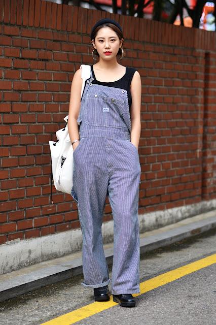 Seoul street fashion - shotslugger