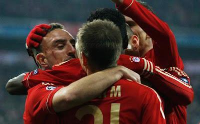 Bayern Munich 3 - 1 Villarreal (3)