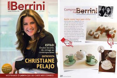 Brinde Gratis Assinatura da Revista Berrini