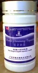Obat pelangsing ampuh dari woo tekh