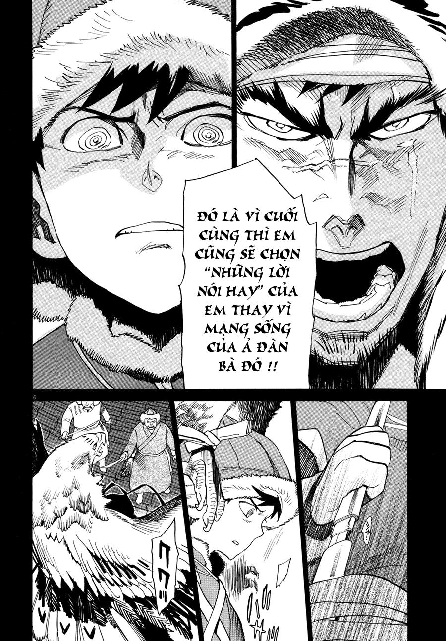 Shut Hell chap 21 - Trang 8