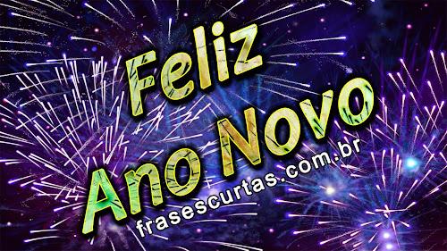 Feliz 2015: Mensagens de Ano Novo